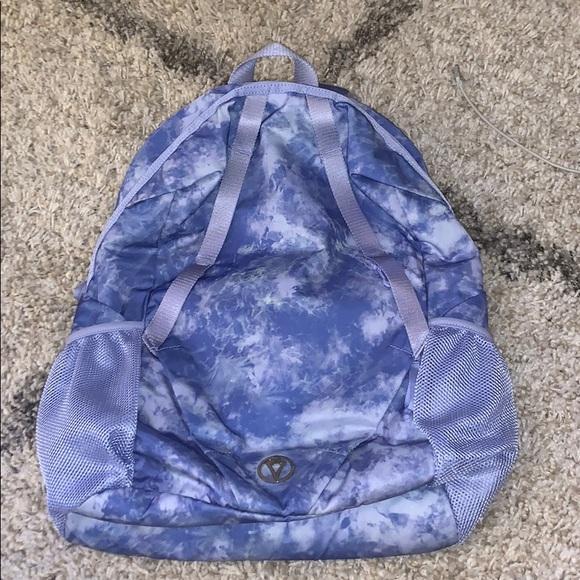 Lululemon Set To Focus Backpack